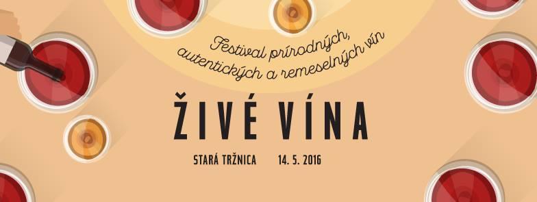 živé vína 2016
