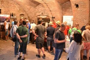 Otevřené sklepy vinařů Autentistů 2014